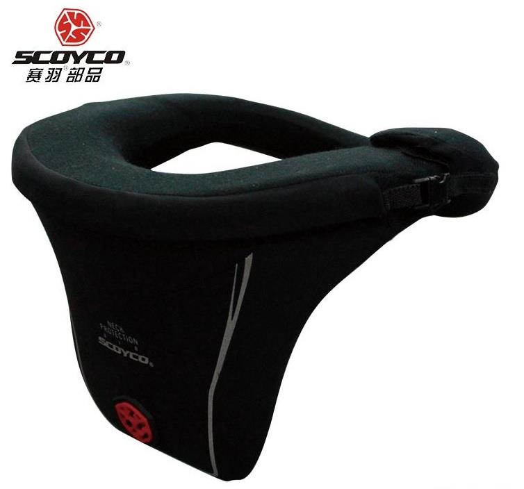 SCOYCO Motorcyclist Motorcycle Biker Neck Brace Protection Guard