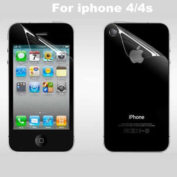 Screen protector for Apple Iphone 4/4s