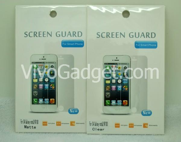Screen Protector for Galaxy Note 2 N7100