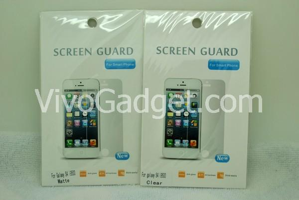 Screen Protector for Galaxy S4