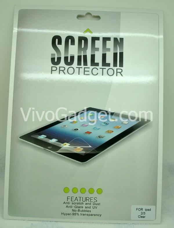 Screen Protector for iPad 2 and new iPad