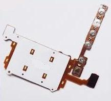 Se Sony Ericsson W995 Volume Keyboard Keypad Ribbon Flex Cable Repair