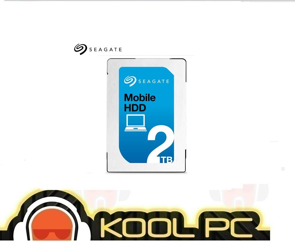 Seagate 2.5'' ST2000LM007 2TB Notebook HDD -5400/128MB/ 7mm