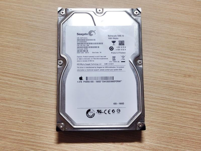 Seagate Barracuda stx-720012 (B) 500GB internal hardisk