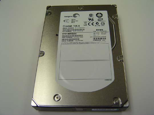 Seagate Cheetah 15K.5 146GB 3.5' Internal Hard Drive (ST3146855SS)