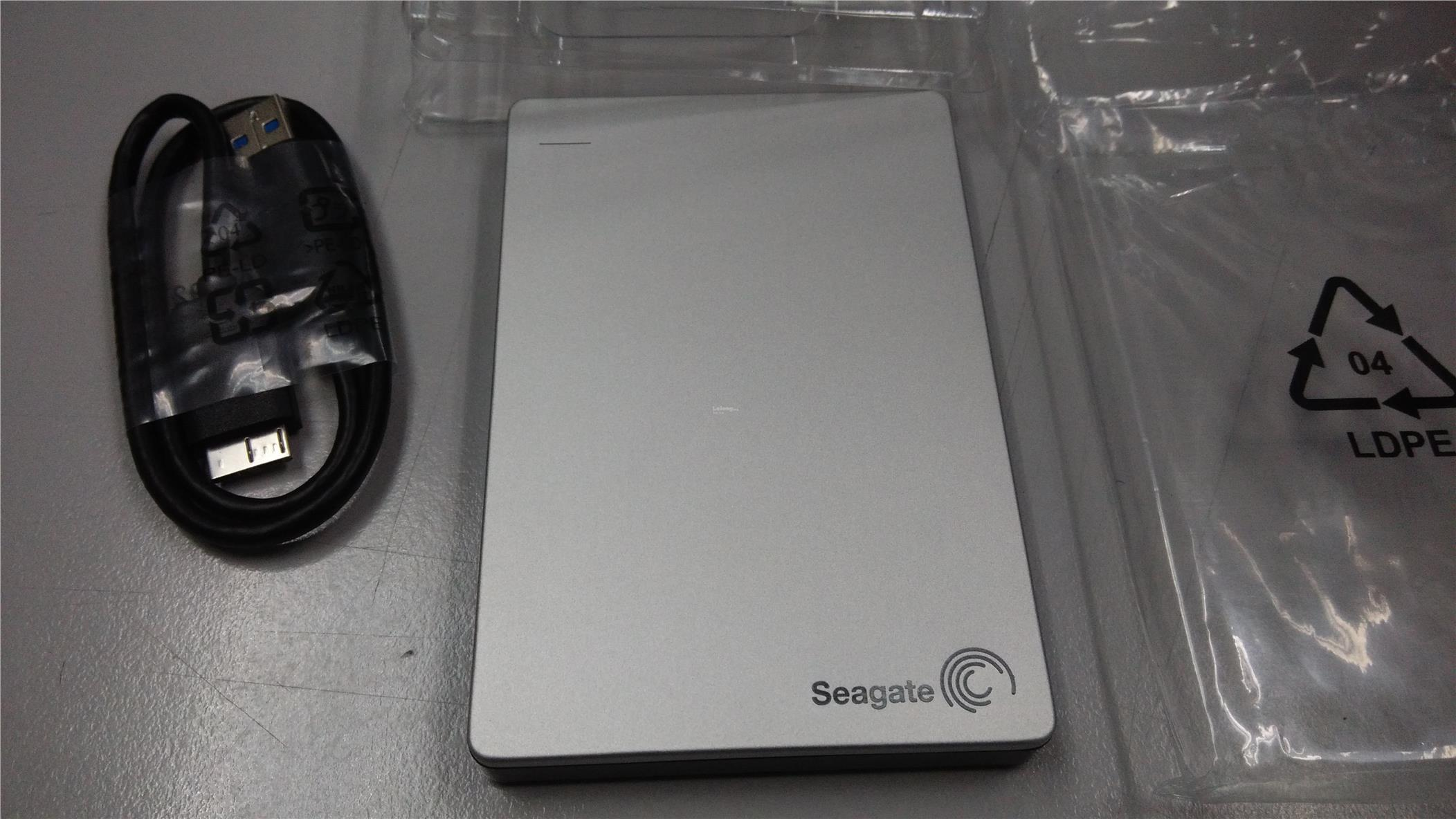 Seagate HDD 2TB BACKUP PLUS SLIM(OFFER)