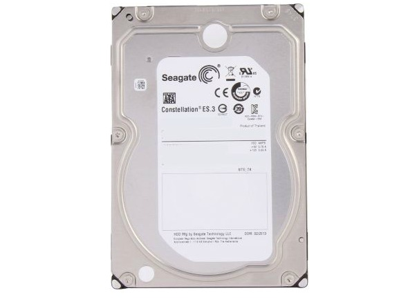 SEAGATE HDD INT Desktop SATA3 CONSTELLATION ES 2TB 64MB ST2000NM0033