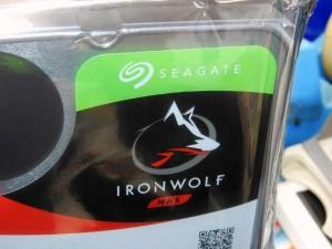 SEAGATE IRONWOLF HDD INT DESKTOP NAS 3TB 64MB ST3000VN007 - NEW MODEL