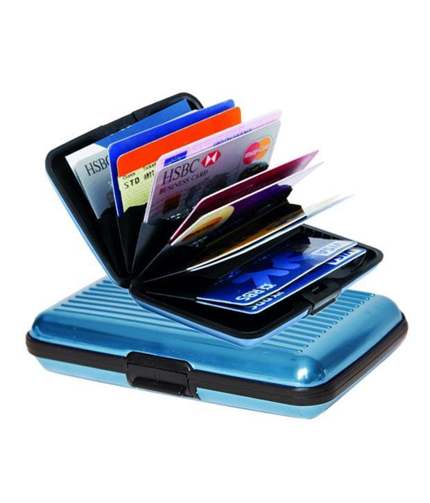 Security Credit Card Wallet