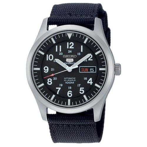 SEIKO 5 SPORTS SNZG15K1 SNZG15 AUTOMATIC MENS WATCH