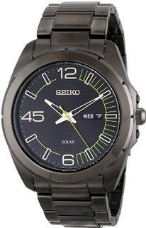 SEIKO SNE287P1 SNE287 SOLAR MENS WATCH