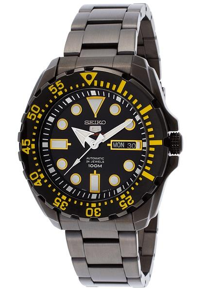 SEIKO SRP607K1 SRP607 5 SPORTS AUTOMATIC MENS WATCH