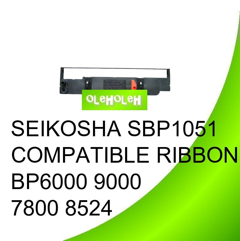 SEIKOSHA SBP1051 Compatible Ribbon BP6000 9000 7800 8524