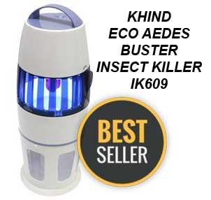 [BEST SELLERS] KHIND ECO AEDES BUSTER INSECT KILLER IK609