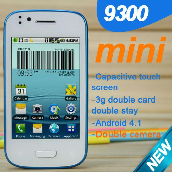 Best Selling HOt!! S3 Mini 1Ghz Dual sim wifi 3g **Super Hot!!*