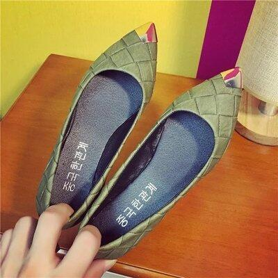 Best selling Korea version pointed casual sandal