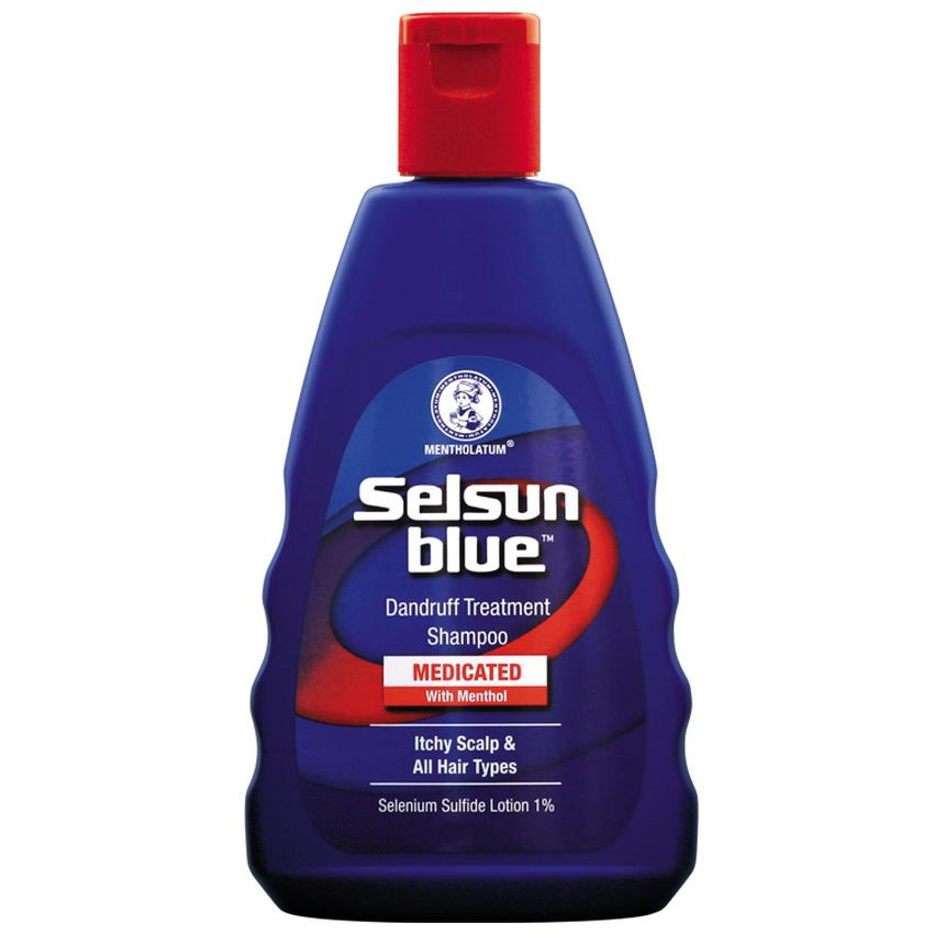SELSUN BLUE MEDICATED TREATMENT SHAMPOO 200ML