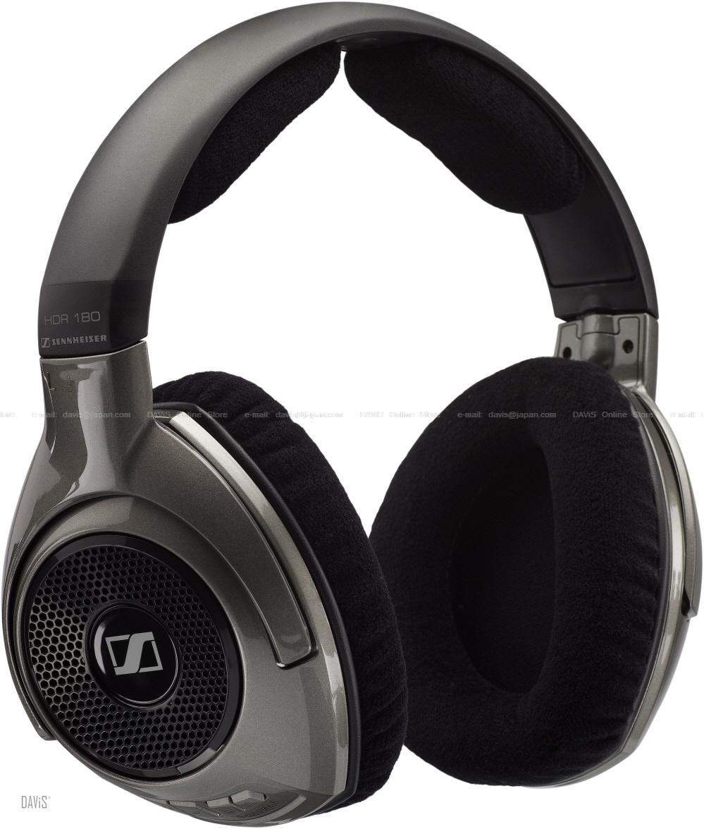 Sennheiser HDR 180 . Wireless Headphones . Spare Part . Free S&H