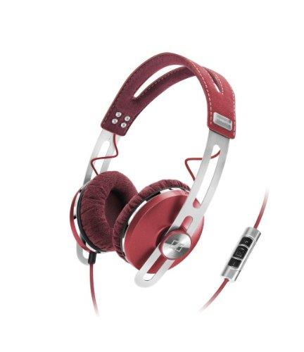 Sennheiser Momentum On Ear Headphone Red