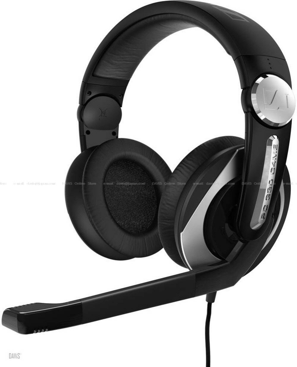 Sennheiser PC 330 G4ME . Headsets . Gaming . Free S&H