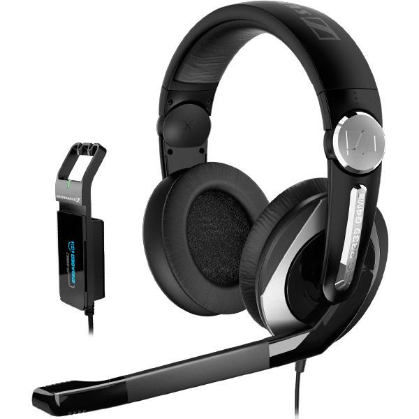 Sennheiser PC333D Surround Sound PC Gaming Headset