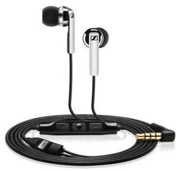 SENNHEISER WIRED EARPHONE IN-EAR EARSET CX2.00G (BLK)