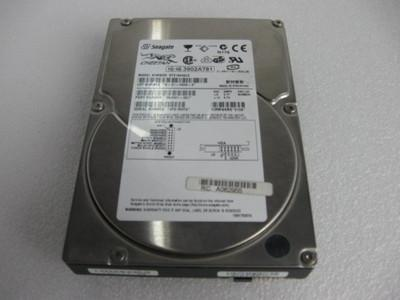 "Server Hard Disk SCSI 18GB Seagate 3.5"" ST318406LC Used"
