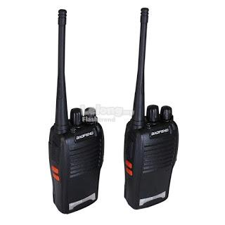 Set Of 2 BaoFeng Walkie Talkie BF777 (Free Shipping)