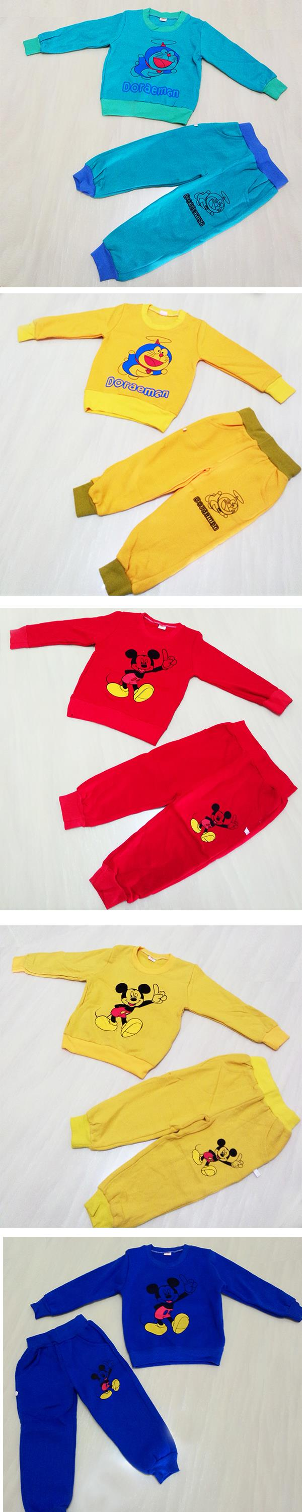 Set baby long-sleeved clothes