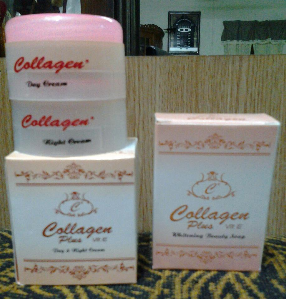 Set Collagen Plus Vit E, Cheap & Effective, Free Poslaju WM