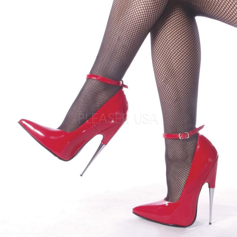 Stiletto High Heels - Qu Heel