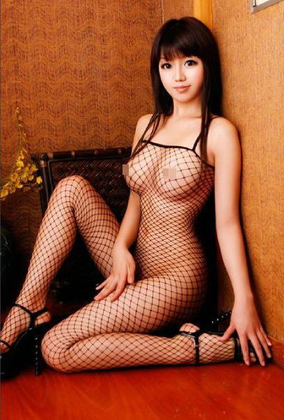 Sexy Fishnet Body Stocking One Suit 11421