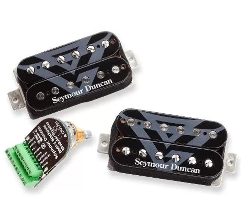 Seymour Duncan Gus G Blackouts System