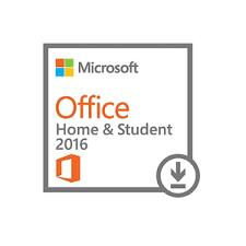 SF. SOFTWARE MICROSOFT OFFICE HOME & STUDENT 2016 RETAIL FOR PC