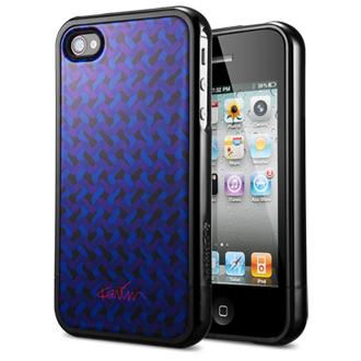 SGP iPhone 4/4S Linear Collaboration Karim Rashid [Karma] Black