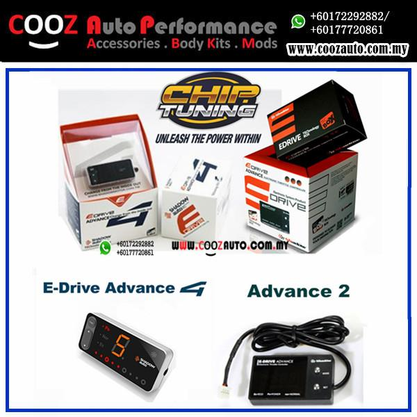 SHADOW E-DRIVE ELECTRONIC THROTTLE CONTROLLER Ford Ranger T6 2010-2016