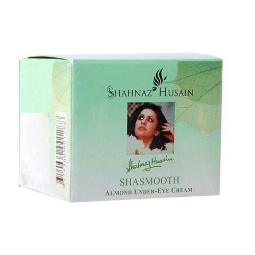 Shahnaz Husain Shasmooth Almond Under Eye Cream (40g)