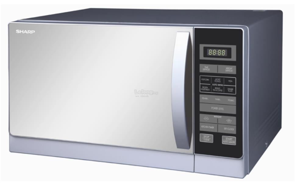 Sharp SHP-R352ZS Microwave Oven 25L