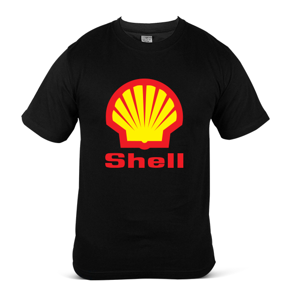 SHELL Helix Ultra Car Motorcycle Petrol Engine OIL Fuel Unisex T-Shirt