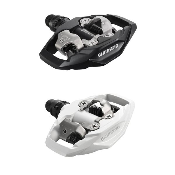 Shimano PD-M530 MTB SPD Pedals Original black or white pedal