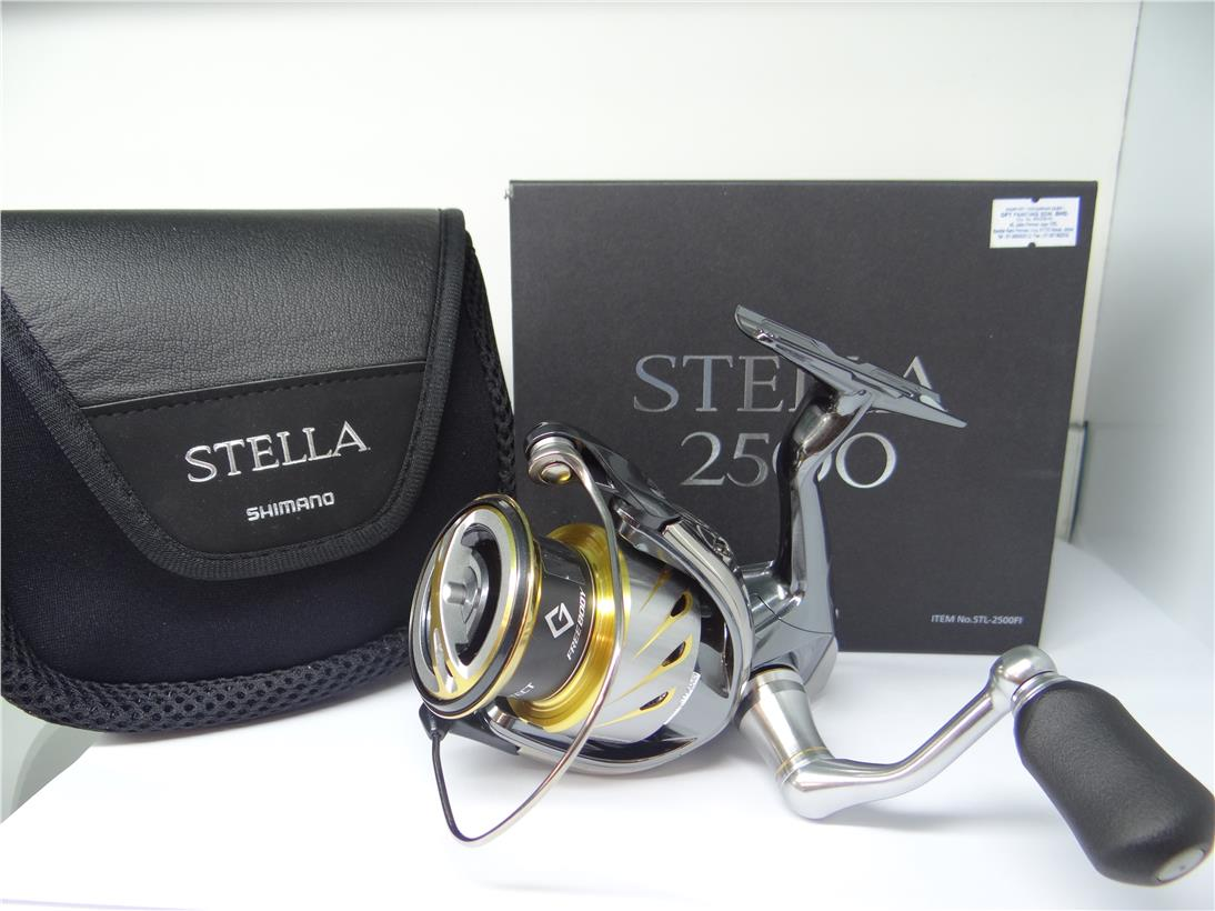 Shimano Stella 2500 NEW2014 fishing reel