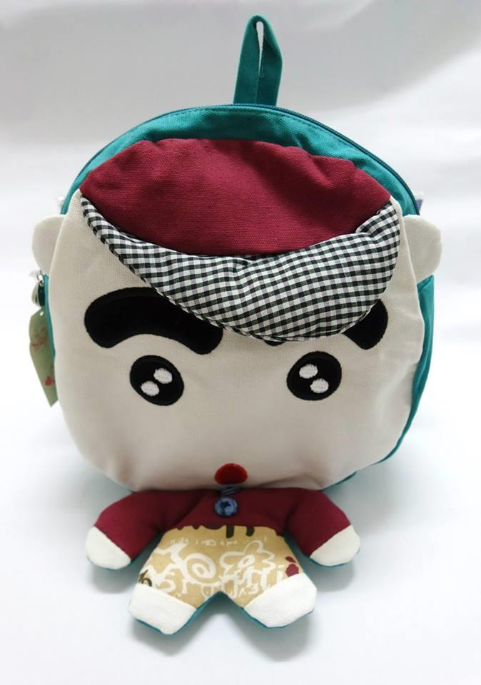 Shin Chan Kid Backpack
