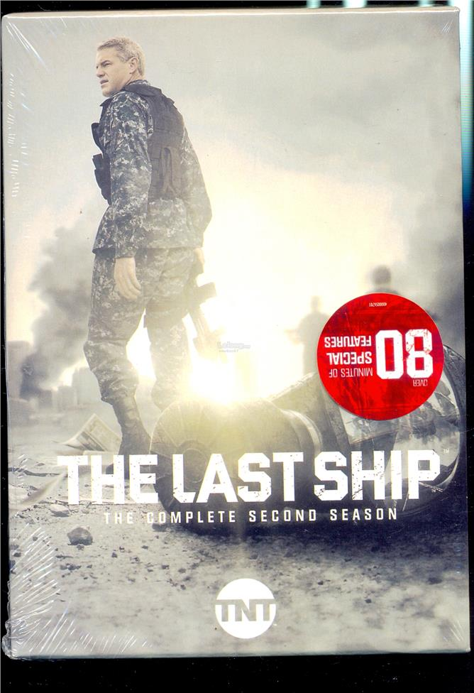 The Last Ship The Complete Second Season - New DVD
