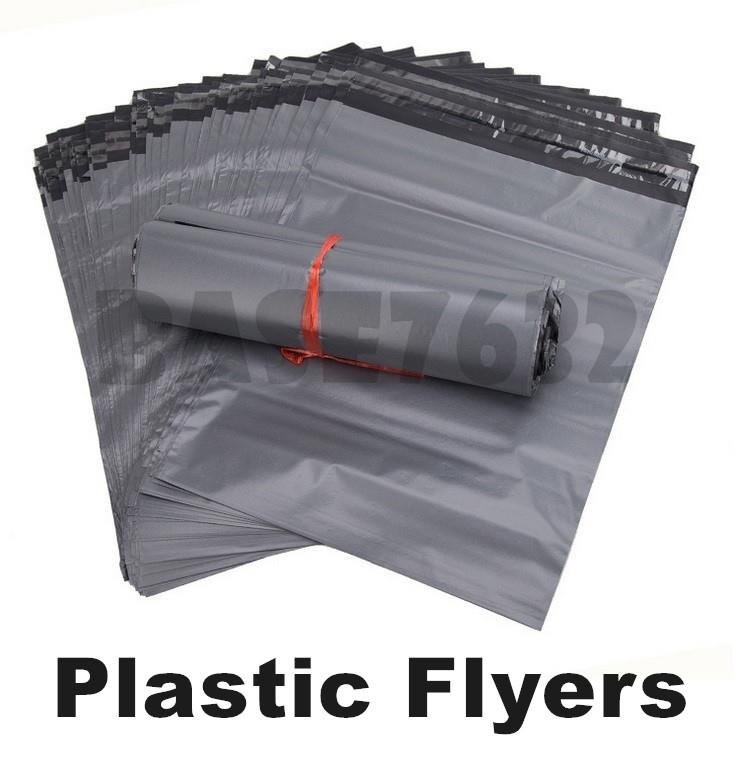 Shipping  Courier Flyer Poly Mailer Plastic Bag Packing (100pcs)