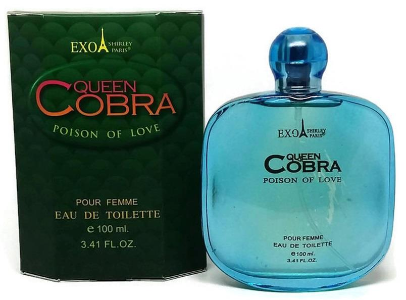 Shirley Paris Cobra 100ml (Fragrances/Perfume for female)