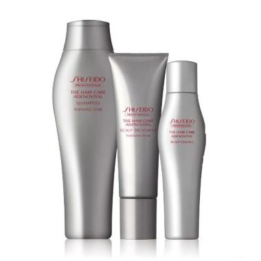 Shiseido THC Adenovital for Thinning Hair Trio Pack