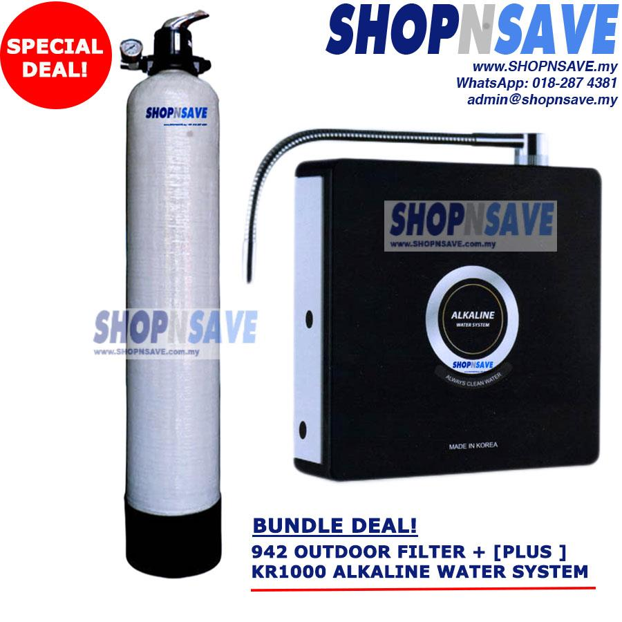 Shopnsave pentair 942 kr1000 alka end 12 11 2017 1 29 pm for Pentair water filtration