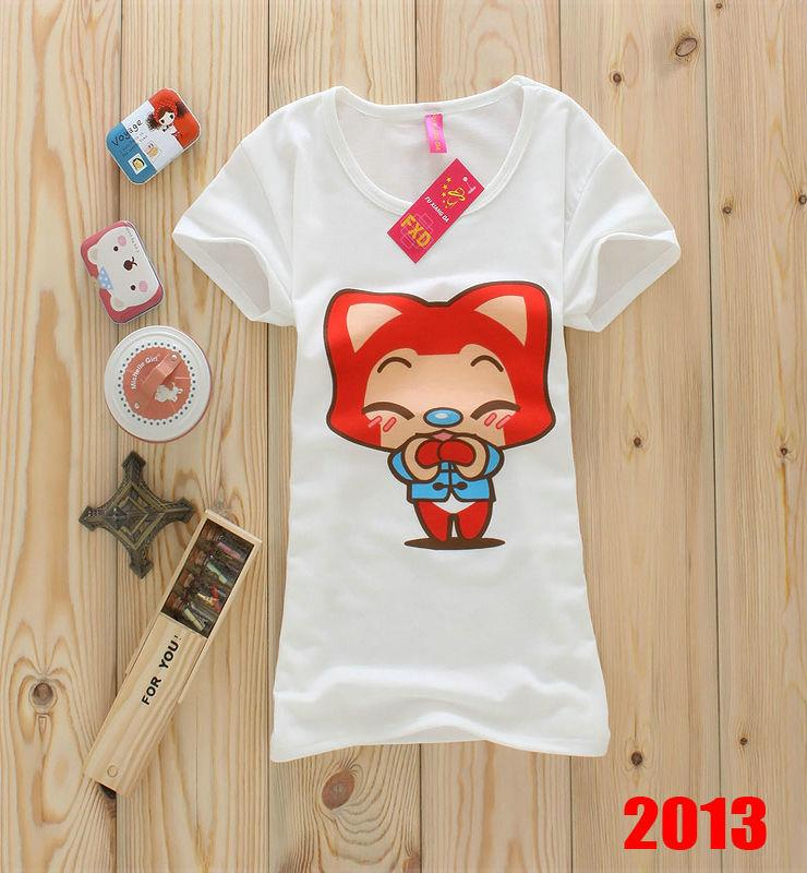 Short-sleeve T-shirt 12924-008