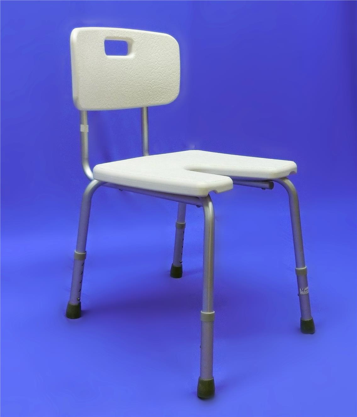Shower Chair without Armrest