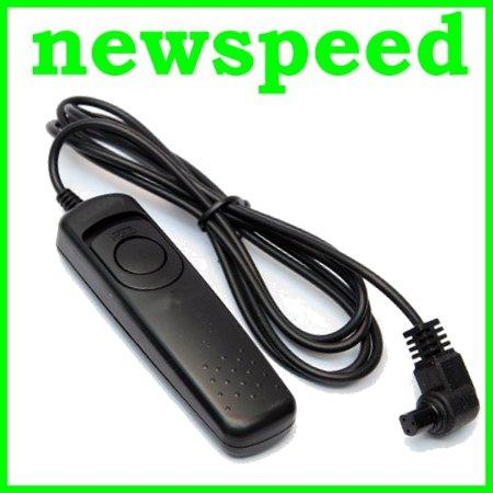 Shutter Release Cable Remote switch for Sony A850 A550 A500 A300 A200